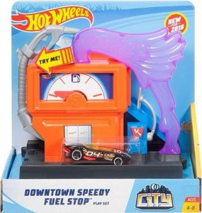 Hot Wheels - City Conjunto Básico