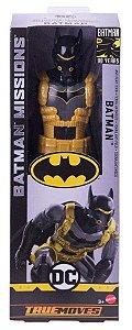 Boneco Batman Missions