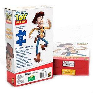 Puzzle Contorno Woody