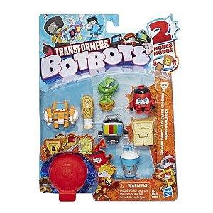 Transformers BotBots Pack com 8
