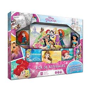 Box de Atividades - Princesas da Disney