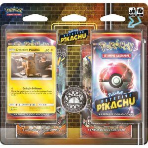 Pokémon - Dossiê Detetive Pikachu