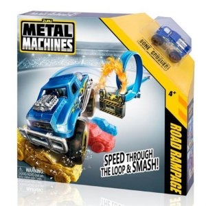 Pista Metal Machines - Road Rampage