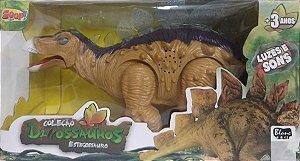 Coleção Dinossauro - Estegossauro