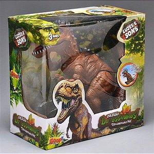 Coleção Dinossauro - Tiranossauro Rex