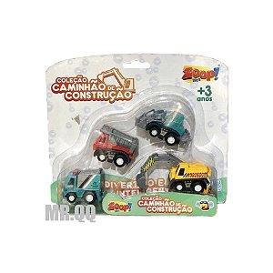 Coleção Caminhão de Construção