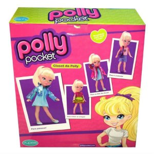 Polly Pocket - Closet da Polly