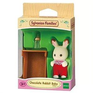 Sylvanian Families - Bebê Coelho Chocolate