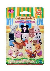 Sylvanian Families Bebê Surpresa - Baby Shopping Series