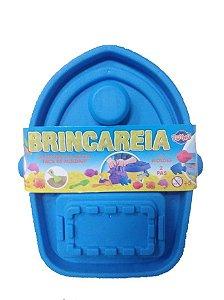 Kit Areia  Para Brincar - Navio