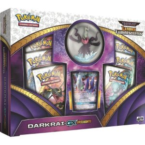 Pokémon - Box Darkrai-GX Birlhante