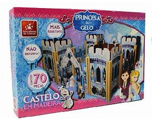 Castelo em Madeira - Princesa do Gelo