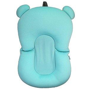 Almofada para Banho Baby - Azul