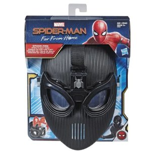 Homem-Aranha - Máscara do Traje Furtivo