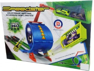 Speedster - Pista Desafio