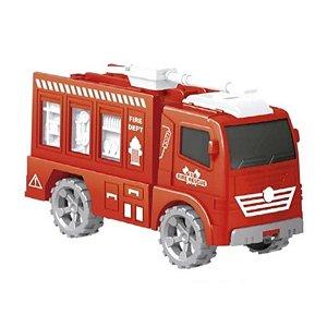 Mini Caminhão de Bombeiro - Sortido