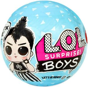 Boneca LOL - Boys Surprise Serie 1