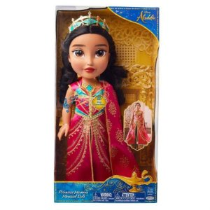 Boneca Jasmine Com Música