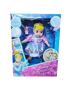 Boneca Bebê Cinderela  45cm