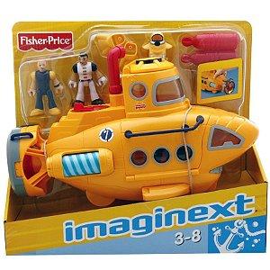 Imaginext -  Submarino Aventura