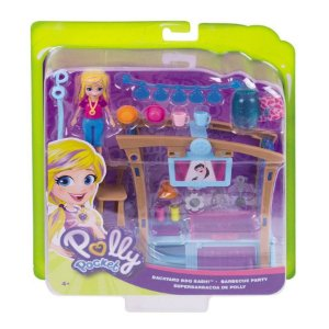 Polly Pocket - Churrasco Divertido