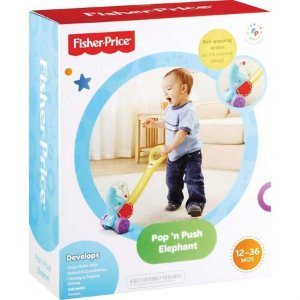 Elefante Bolinhas Divertidas - Fisher-Price