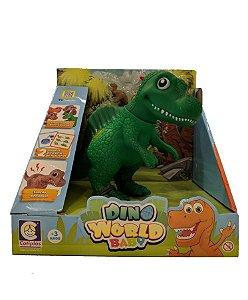Dino World Babys - Espinossauro Dinossaurinhos