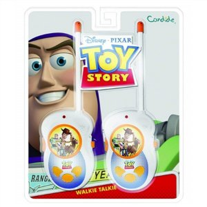 Walkie-Talkie Toy Story