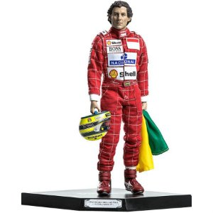 Ayrton Senna 1/6 Live Legend