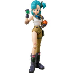 Dragon Ball - Bulma S.H. Figuarts