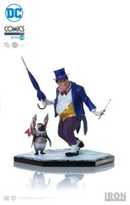 Pinguim DC Comics Art Scale 1/10