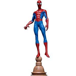 Estátua Homem-Aranha Marvel Gallery
