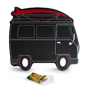 Lousa Quadro Negro Carro