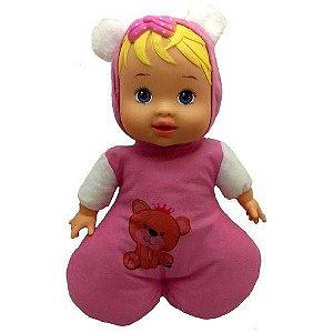 Boneca Baby Nenenzinha Soninho Hora Da Naninha