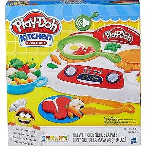 Play Doh Criações no Fogão