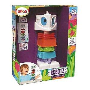 Robotz Monte seu Robo