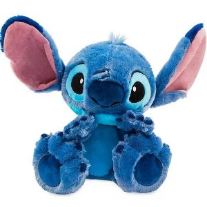 Pelúcia Disney Big Feet Stitch