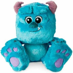 Pelucia Disney BIG Feet Sulley