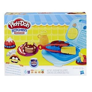 Play Doh Café Da Manha