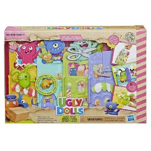 Ugly Dolls Playset Uglyville Figura E Acessórios