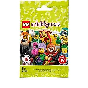 Lego Mini Figuras Série 19