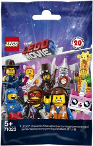 Lego Mini Figuras The Lego Movie 2