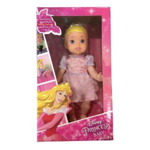 Boneca Princesa Baby Aurora