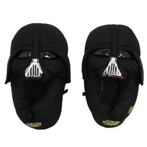 Pantufa Darth Vader