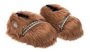 Pantufa Garra Chewbacca
