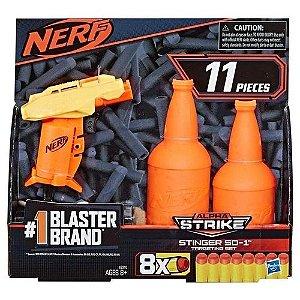 Nerf Alpha Strike Stinger SD-1 com alvo