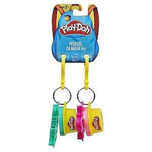 Play-Doh - Chaveiros com Moldes Sortidos
