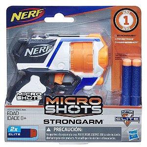 Nerf Elite Microshot Strongarm
