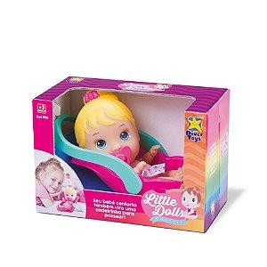 Boneca Little Dolls Conforto