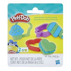 Play-Doh Moldes